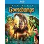 Blu-ray+dvd -- Goosebumps