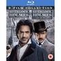Blu-ray Pack Sherlock Holmes Nuevo Original Elfichu2008