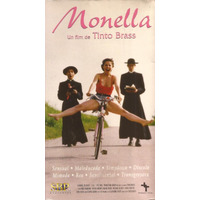 Tinto Brass Monella Vhs Erotico De Culto