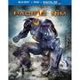 Titanes Del Pacifico Blu Ray + Dvd Pacific Rim Nueva