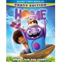 Blu-ray + Dvd -- Home