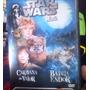 Star Wars Dvd Original Caravana Al Valor / Batalla De Endor