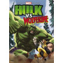 Coleccion Marvel Dvd Original Hulk Vs Wolverine Nuevo