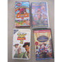 4 Peliculas Infantiles En Vhs Manuelita, Toy Story, Mickey