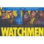 Blu-ray Watchmen Ultimate Cut + Graphic Novel / 4 Discos
