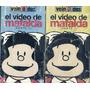 El Video De Mafalda Parte 1 El Video De Mafalda Parte 2 Vhs