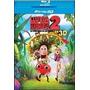Blu Ray Lluvia De Hamburguesas 2 En 3d Blu Ray 3d Animacion