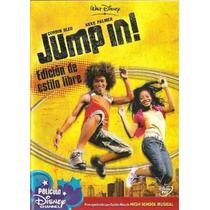 Jump In! - Edición De Estilo Libre - Dvd Original Nuevo