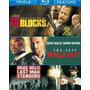 Blu-ray Last Boy Scout + Last Man Standing / Entre 2 Fuegos