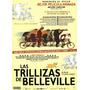 Dvd Las Trillizas De Belleville (joya De La Animación!!!)