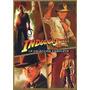 Indiana Jones Coleccion Completa Dvd Originales,caja,nuevo