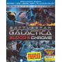 Blu-ray Battlestar Galactica Blood And Chrome / Blu Ray Dvd