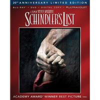 Blu-ray Schindler´s List / La Lista De Schindler/ Bluray Dvd