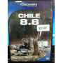 Chile 8.8 Documental Terremoto Discovery Avh Dvd Original
