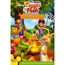 Tigger Y Pooh - Diversion Al Aire Libre - Dvd - Original!!!