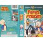 Porky Y El Pato Lucas Vhs Premio Molesto Dibujos Animados