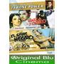 La Marca Del Zorro + El Cisne Negro - Dvd Original- Almagro
