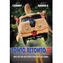 Dvd Tonto Y Re Tonto 2 Con Jim Carrey Nueva Original Estreno