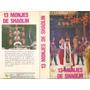 13 Monjes De Shaolin Artes Marciales Rareza Vhs Original