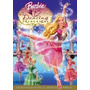 Barbie Y Las 12 Princesas Bailarinas - Dvd Original