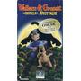 Wallace & Gromit La Batalla De Los Vegetales Vhs Castellano