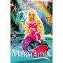 Barbie Fairytopia: Mermaidia - Dvd Original
