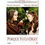 Dvd Porque Yo Lo Digo Diane Keaton / Mandy Moore