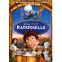Dvd Ratatouille Zona 1 Y 4