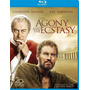 Blu-ray The Agony And The Ecstasy / La Agonia Y El Extasis