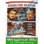 Charlon Heston X2 La Agonía Del Éxtasis+ Kartum Dvd Original