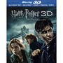 Blu-ray Harry Potter & The Deathly Hallows 7.1 / Br 3d 2d