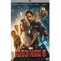 Marvel Presenta Dvd Iron Man 3 Estreno Nuevo Cerrado