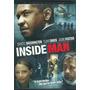 El Plan Perfecto Denzel Washington Dvd Importado Usa Zona 1