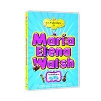 Dvd Original Nuevo Canciones Animadas Maria Elena Walsh 1