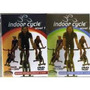 Pack 2 Dvd & 2 Cd Indoor Cycle Nivel 1 & 2 Spinning Español