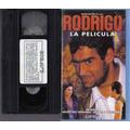 Rodrigo,la Pelicula..cine Argentino Vhs (cassette)