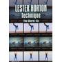 Dvd Danza Clasica Ballet Técnica Lester Horton Calentamiento