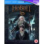Blu-ray 3d Hobbit 3 Battle Of Five Armies / Extended Edition