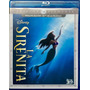 Blu-ray 3d La Sirenita / Edicion Diamante