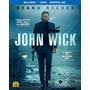 Blu-ray John Wick / Sin Control / Bluray + Dvd