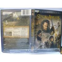 El Señor De Los Anillos Retorno Del Rey Dvd Original 1bj
