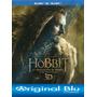 El Hobbit La Desolación De Smaug 3d + 2d - Blu Ray Original