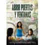 Abrir Puertas Y Ventanas Cine Nacional Dvd Usado Original!