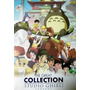 Genial Coleccion Estudios Ghibli !!! 13 Dvds/23 Peliculas!!!