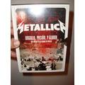 Metallica Orgullo Pasion Gloria 2dvd + 2 Cd Nuevo Caballito