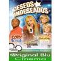 Hannah Montana Deseos Inesperados - Dvd Original - Almagro
