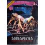 Dvd- Subespecies- Criaturas De La Noche- Ted Nicolau- Nueva