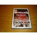 Metallica Orgullo Pasion Y Gloria Dvd Argentina Heavy Metal