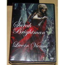 Sarah Brightman Live In Vienna Dvd Nuevo Sellado
