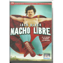 Nacho Libre-jack Black-dvd-orig.exc.est.
